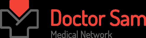 Doctor Sam — лого повний