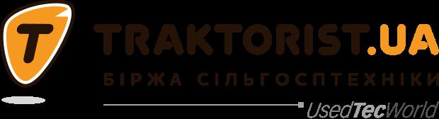 Тракторист — лого RGB