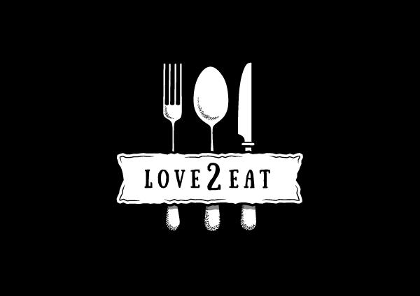 LOVE2EAT — лого
