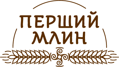 Перший млин — логотип RGB